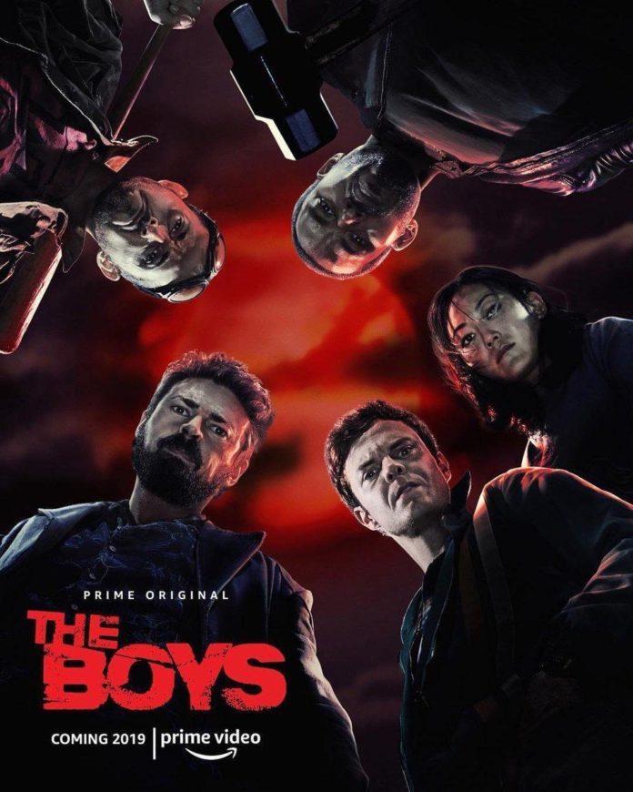 The Boys, disponible en Amazon Prime Video.
