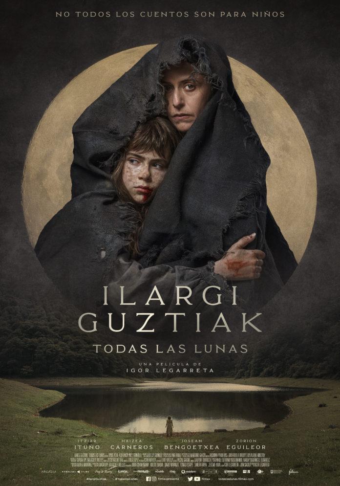 Ilargi Guztiak. Todas las lunas. Filmax