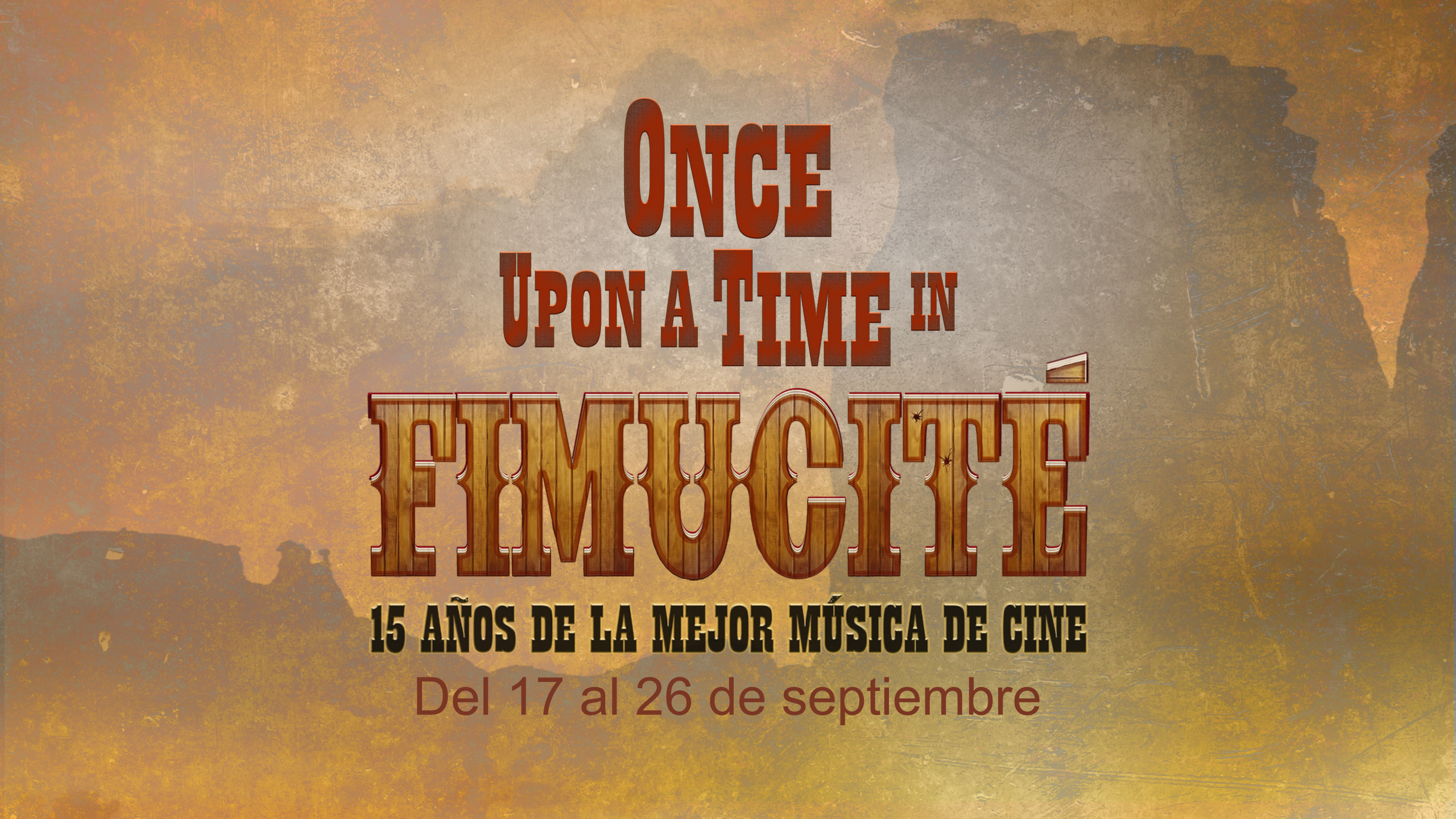 Once Upon a Time in FIMUCITÉ