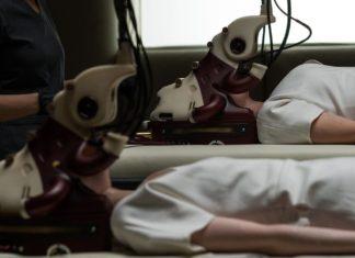 Possessor, de Brandon Cronenberg.