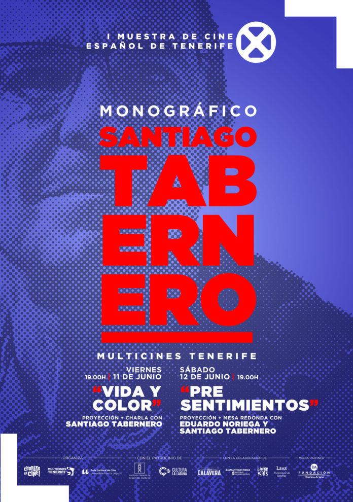 Cartel de la I Muestra de Cine Español de Tenerife