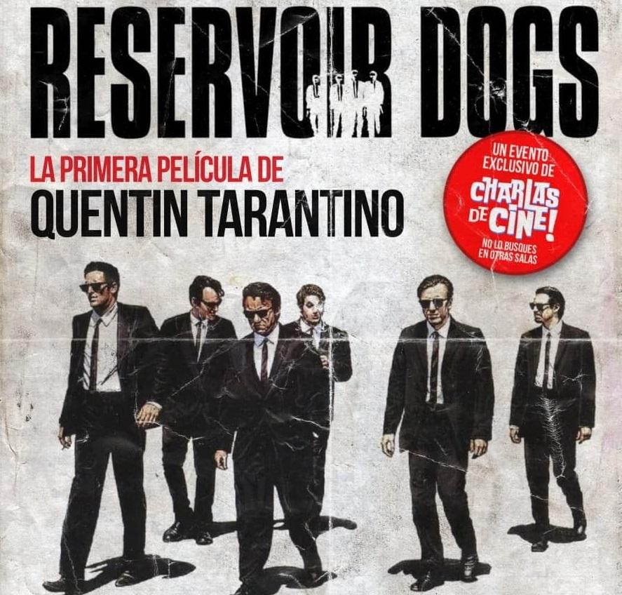 'Reservoir Dogs', la primera película de Quentin Tarantino.