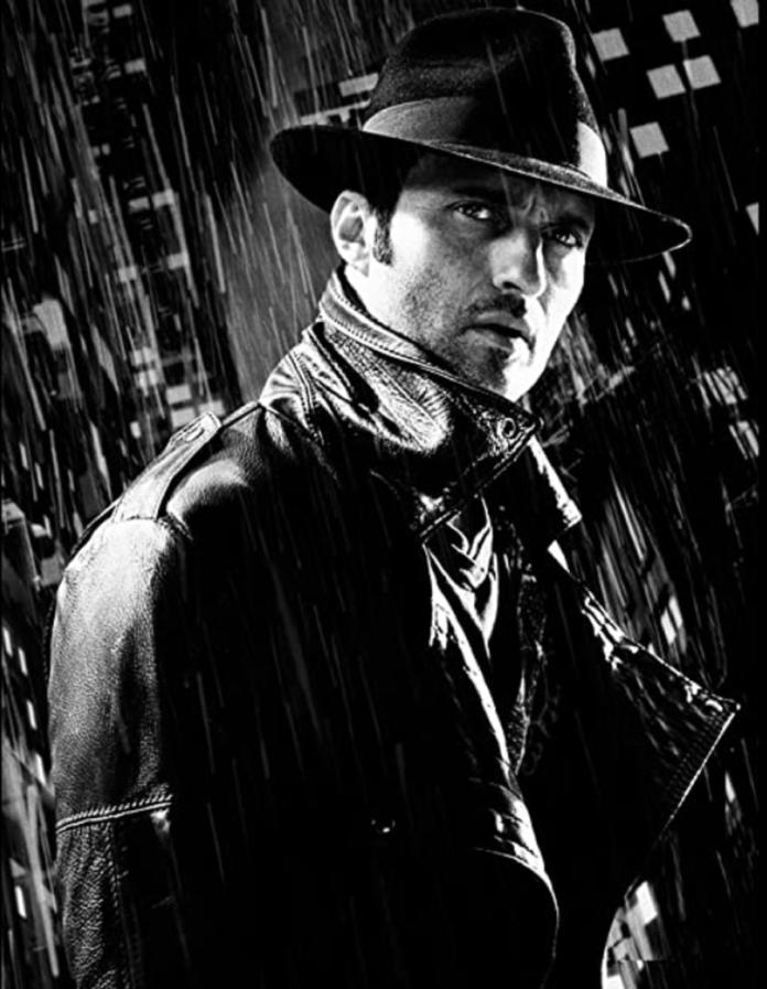 Robert Rodríguez en 'Sin City 2: A dame to kill for' (2014).