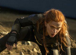 Scarlett Johansson es Viuda Negra.