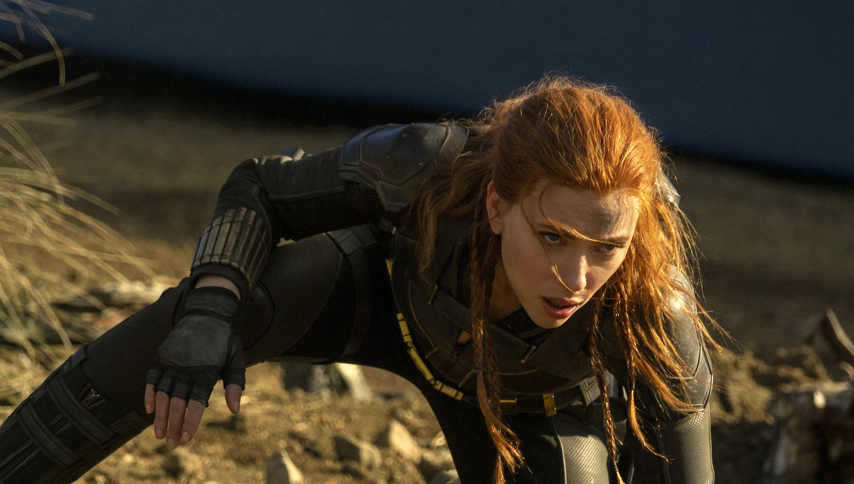 'Viuda Negra' de Marvel