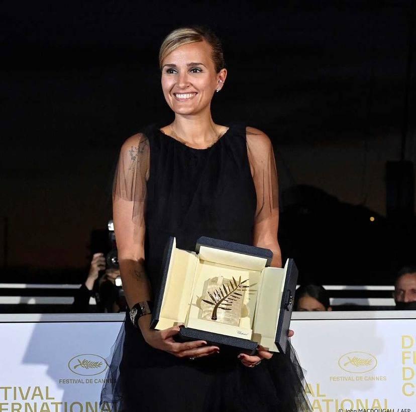 Julia Ducournau consigue la Palma de Oro en Cannes con Titane, su segunda película.