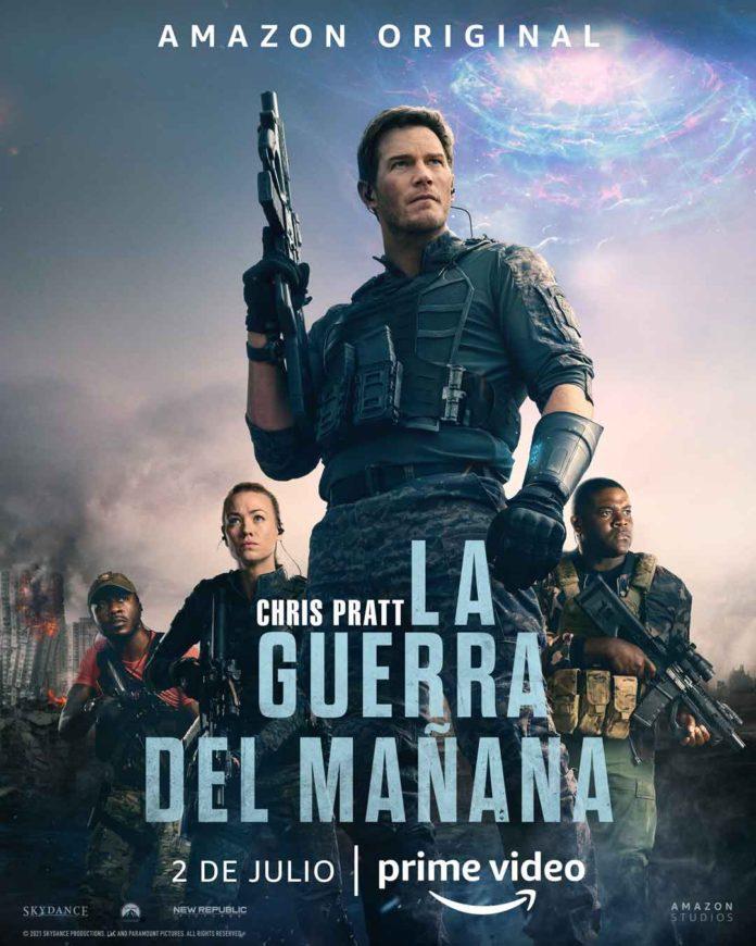 La Guerra del Mañana. Amazon Prime Video