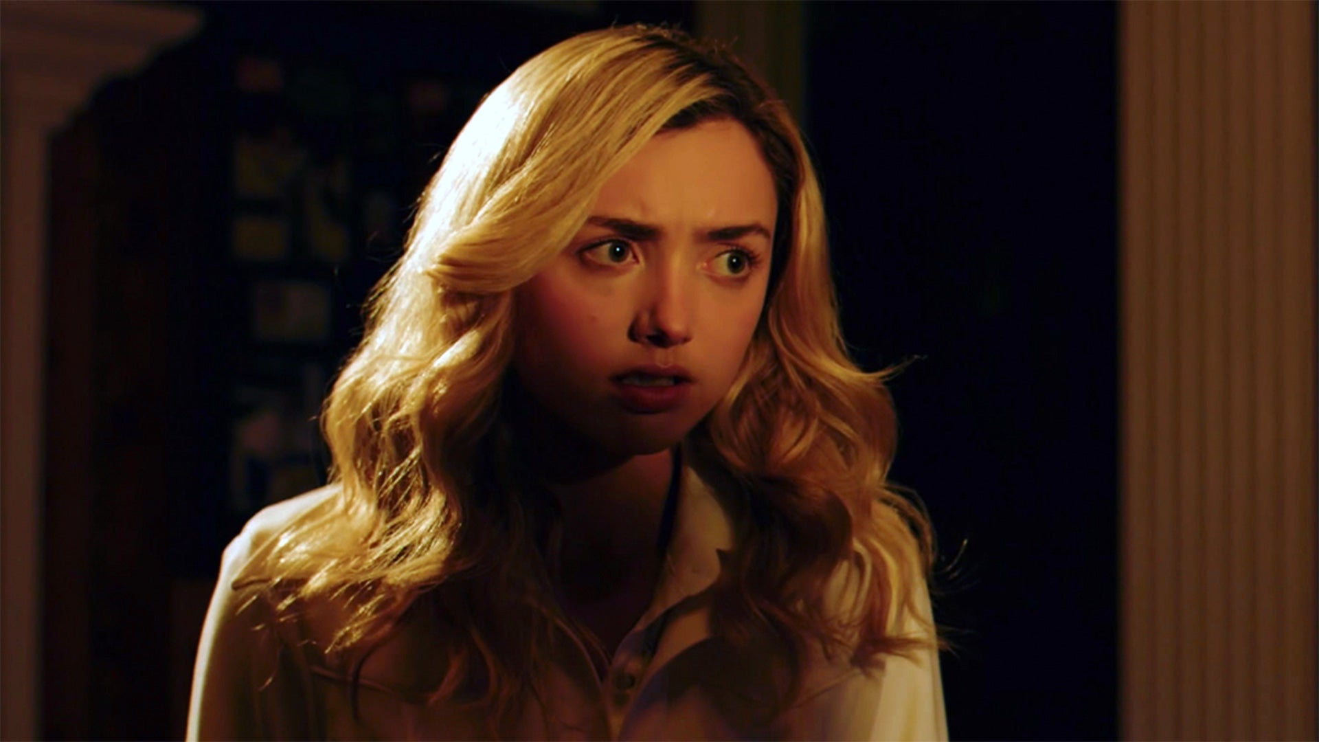 Peyton List protagoniza 'Aileen Wuornos: American Boogeywoman'.
