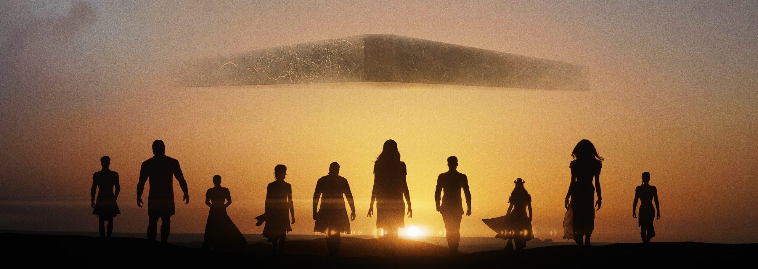 'Eternals' se rodó en Fuerteventura y Lanzarote, además de otras localizaciones internacionales.