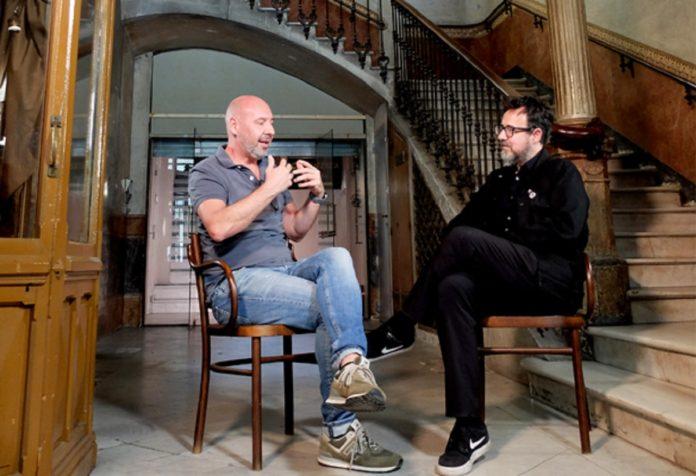 Jaume Balagueró y Paco Plaza, directores de [REC].