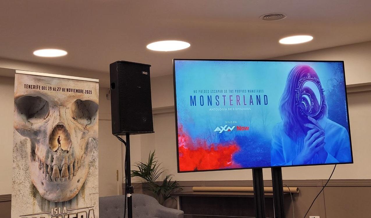Los dos primeros episodios de 'Monsterland' se podrán ver en Isla Calavera 2021.